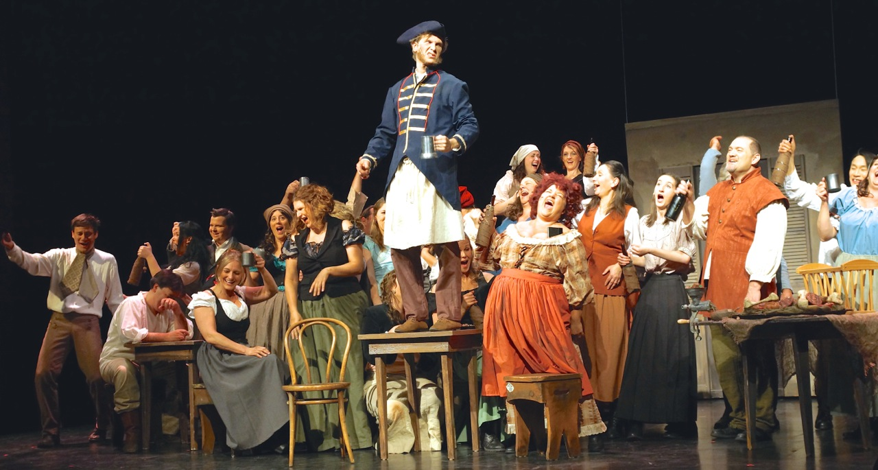 LesMis - Master of the House