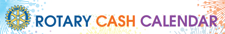 CASH CALENDAR SALES ANNOUNCEMENT