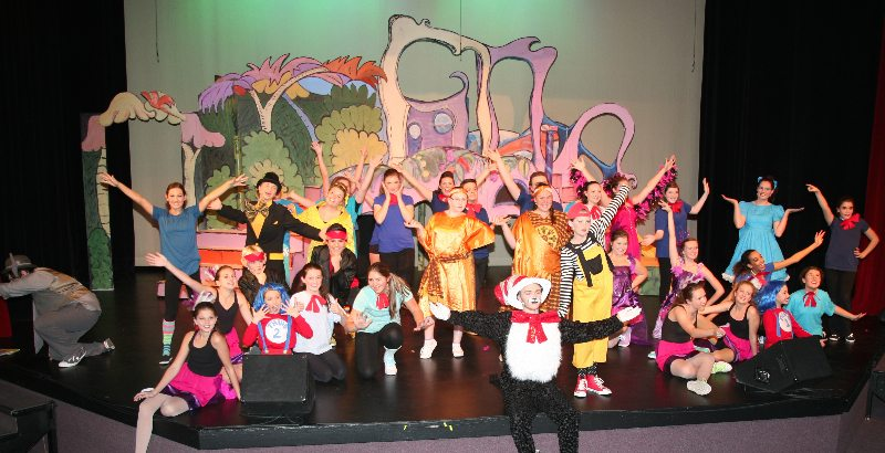 Seussical - Cat in the Hat