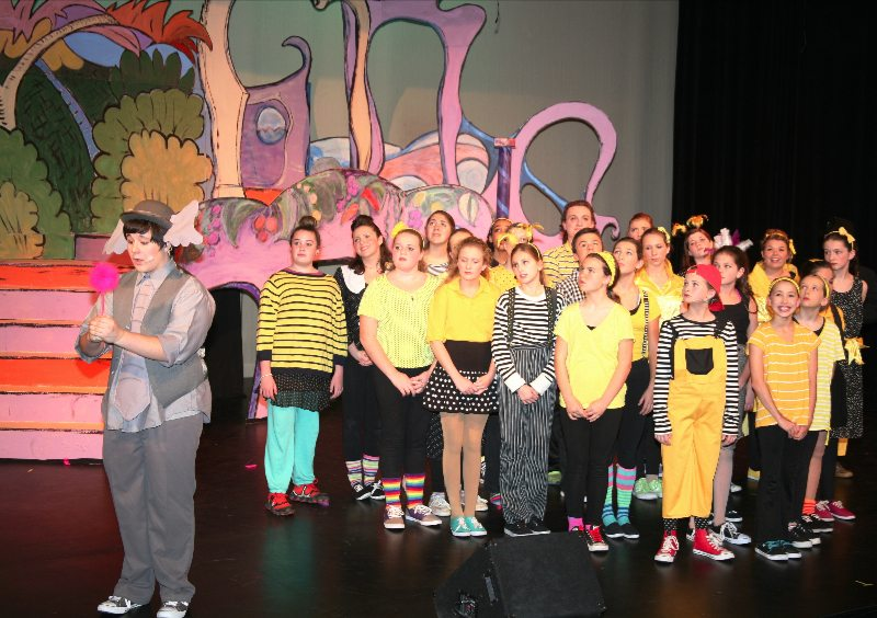 Seussical Whos