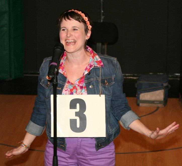 Spelling Bee - Schwarzy