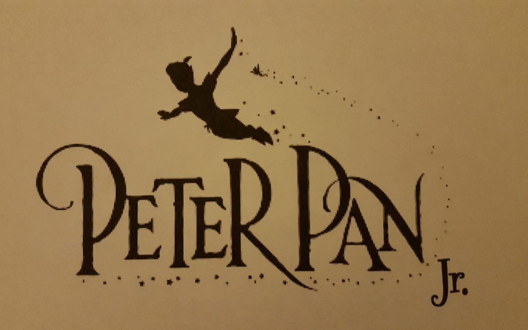 SEEKING PRODUCERS, DIRECTORS and MUSIC DIRECTORS for PETER PAN JR.