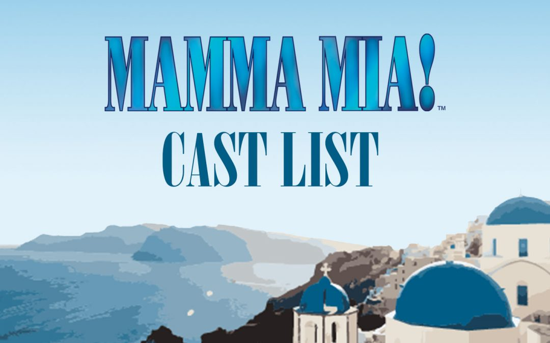 Mamma Mia Cast List