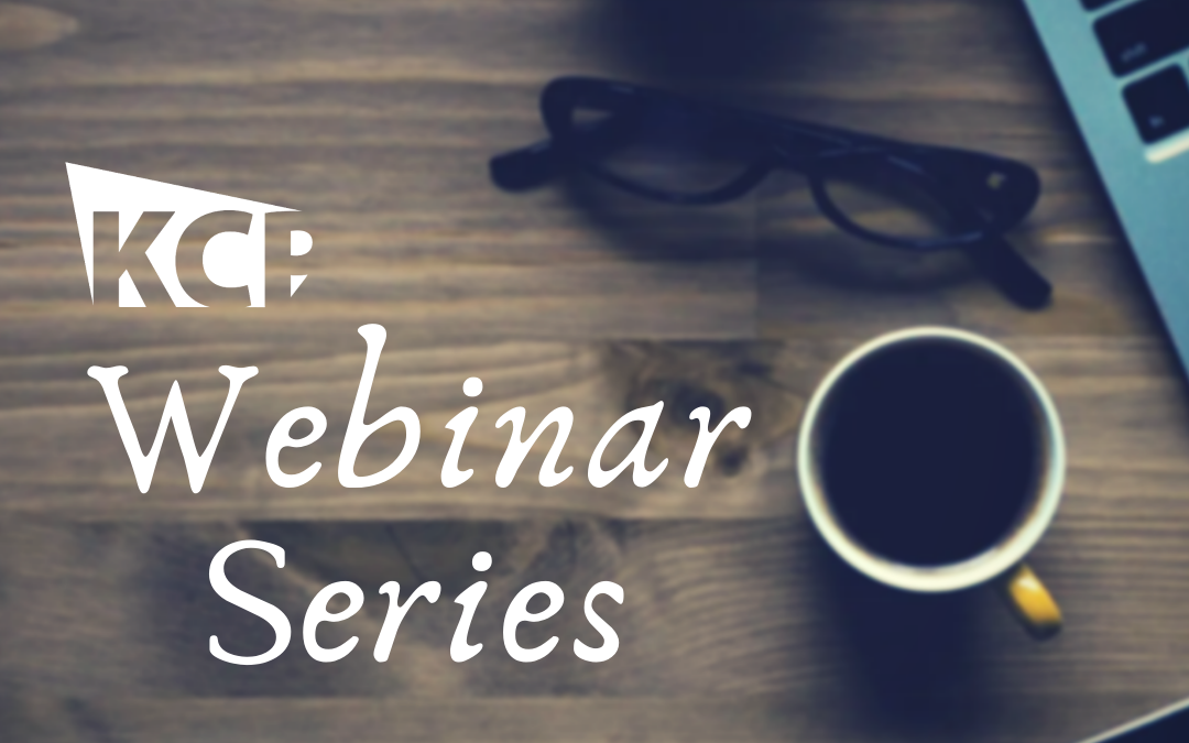 Webinar Series with Candy Pryce