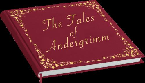 Andergrimm book logo